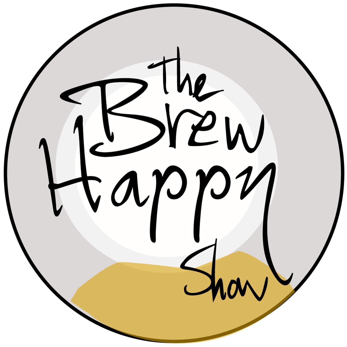 The Brew Happy Show show art