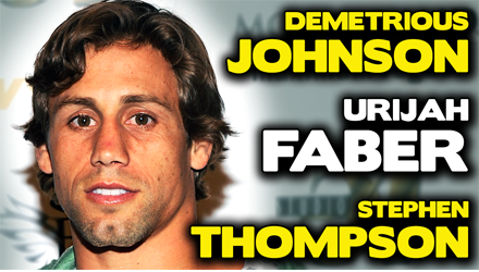 Submission Radio #80 Urijah Faber, Demetrious Johnson, Stephen Thompson, David St Martin