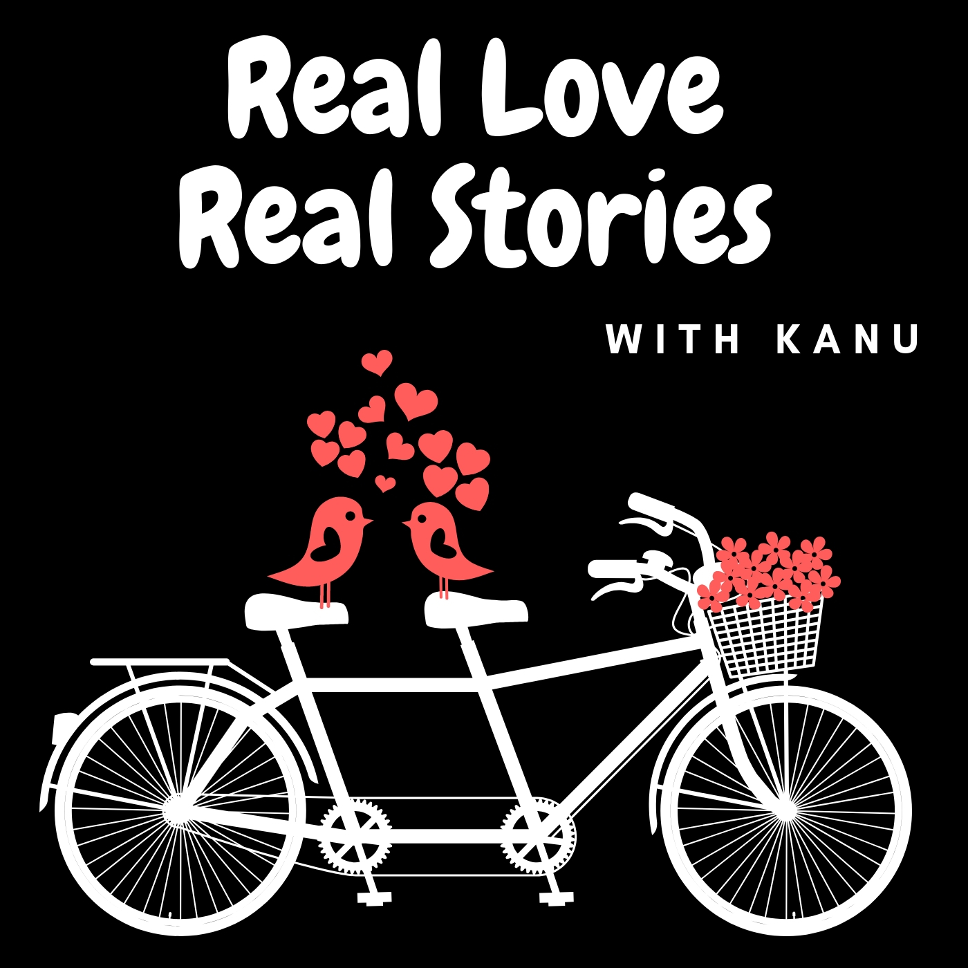 Real Love Real Stories show art