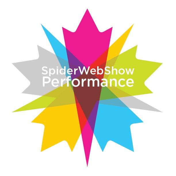 SpiderWebShow  show art
