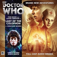 TDP 392: Big Finish Fourth Doctor - The Last of the Colophon 3.5