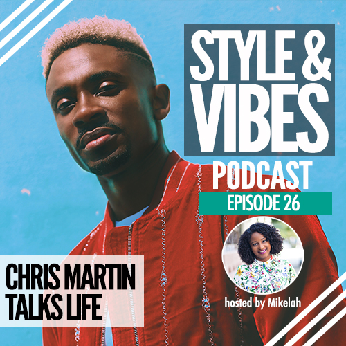 SV 26: Chris Martin Talks Life