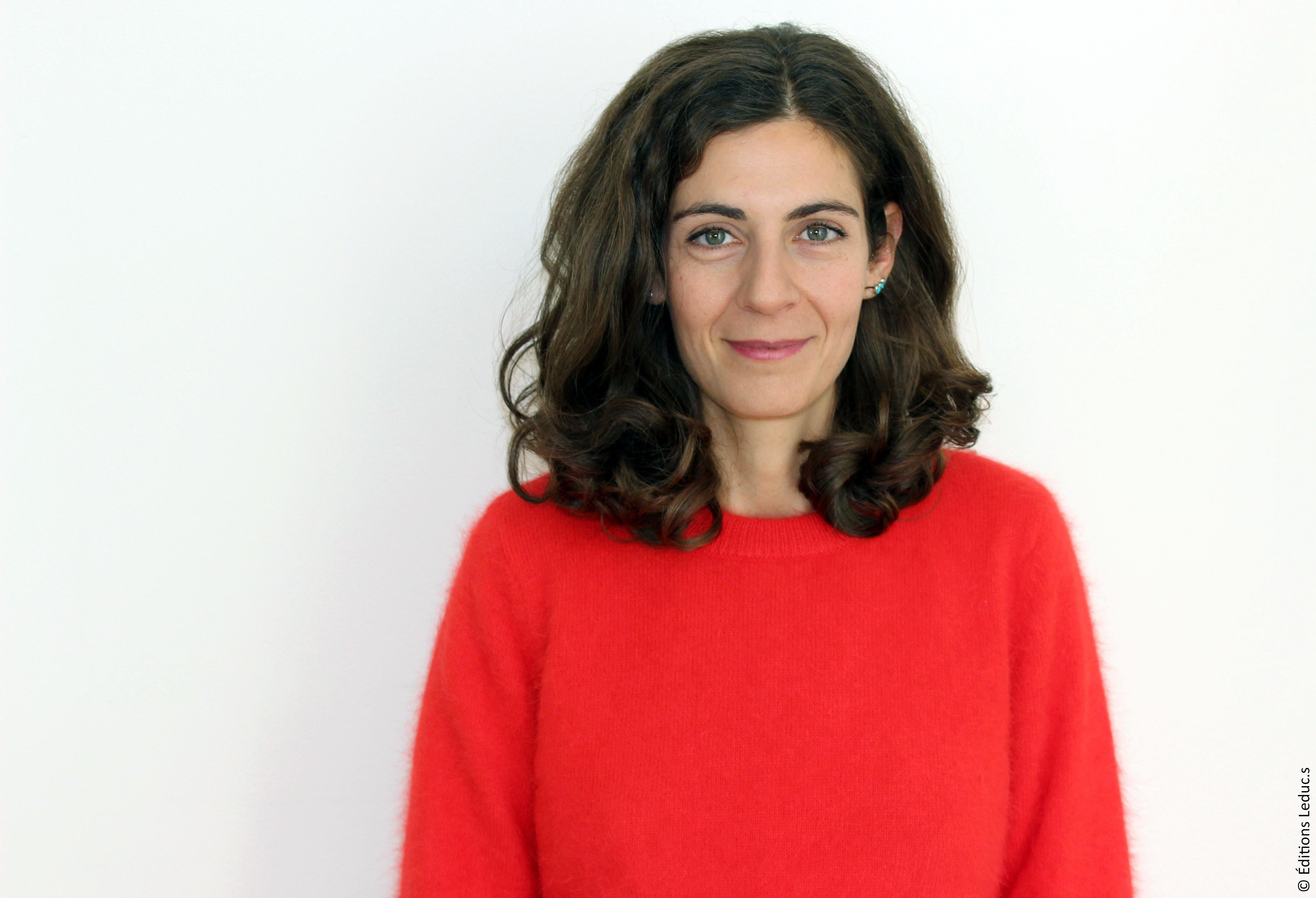 Camille Sfez, la puissance du féminin