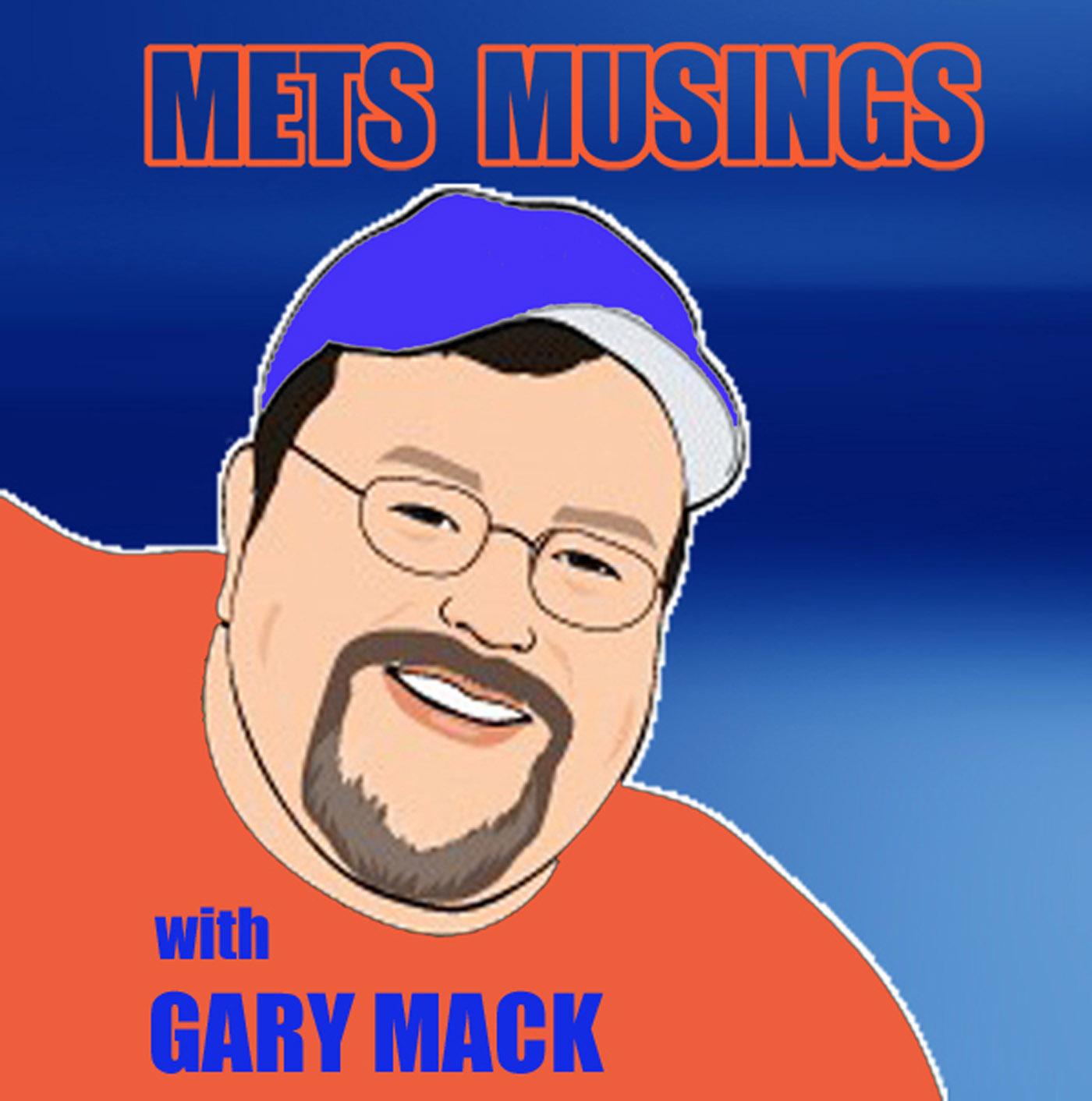 MetsMusings with Gary Mack show art