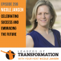 Artwork for 299: Nicole Jansen: Celebrating Success and Embracing the Future