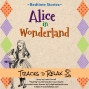 Artwork for Alice In Wonderland Chapters 1-6 (No Music)