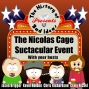 Artwork for Ep. 99--The Nicolas Cage Suctacular Event!