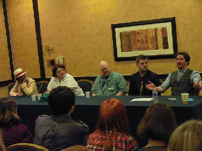 Tim's Take On: Episode 58(Fans behaving badly panel at Fans Behaving Badly panel at Gallifrey One 2011)