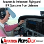 Artwork for 118 Instrument Flying and IFR Listener Questions + General Aviation News