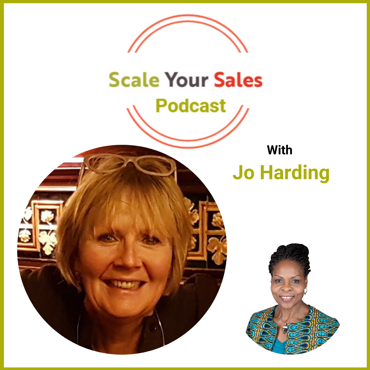 Episode 007 – Jo Harding What is Specification Sales?