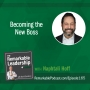 Artwork for Becoming the New Boss with Naphtali Hoff