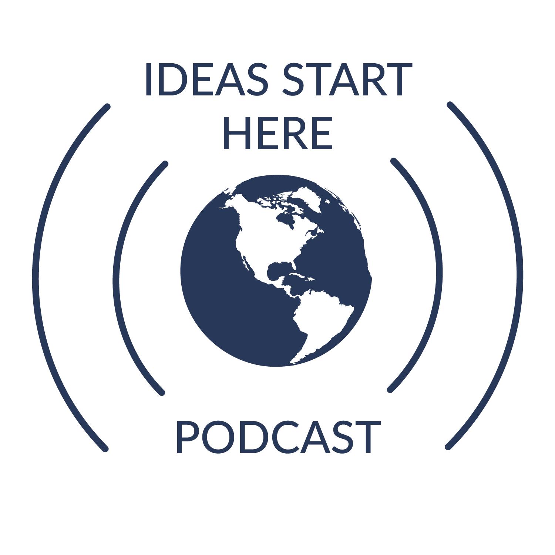Ideas Start Here  show art