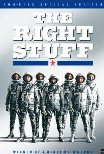 "Does our podcast have ""The Right Stuff?"""