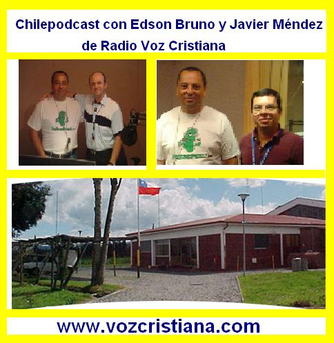 Chilepodcast en Radio Voz Cristiana