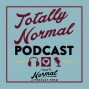 Artwork for Totally Normal Podcast 37: Boozy Book Club - Neil Gaiman and Gayle Forman