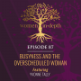 Artwork for 87: Busyness and the Overscheduled Woman with Yvonne Tally