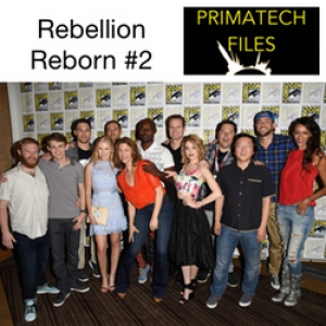 029 - Rebellion Reborn #2 - Post San Diego Comic Con 2015 News