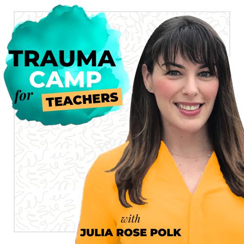 Trauma Camp For Teachers show art