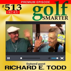 513 Premium: Legal Mulligans! When It's OK to Play 2 Golf Balls with author Richard E. Todd