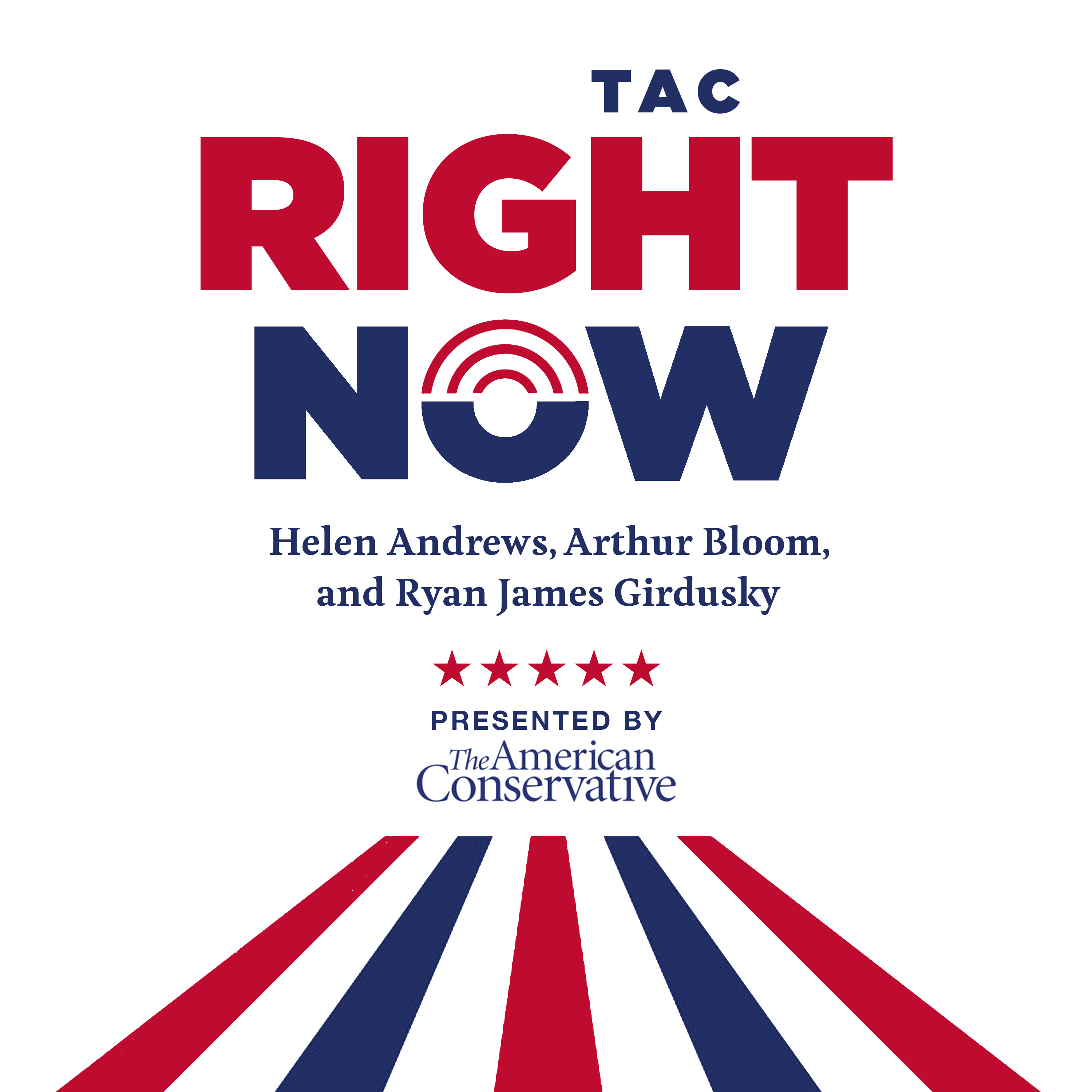 TAC Right Now show art