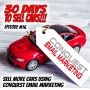 Artwork for 30 Days To Sell Cars Podcast Episode #16 - Conquest Email Marketing