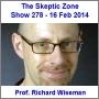 Artwork for The Skeptic Zone #278 - 16.Feb.2014
