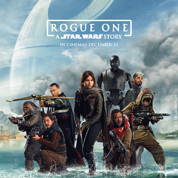 326: Rogue One Special (and what we've been watching)