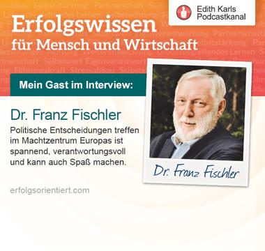 Artwork for Im Gespräch mit Dr. Franz Fischler