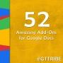 Artwork for Amazing Add-Ons for Google Docs - GTT052