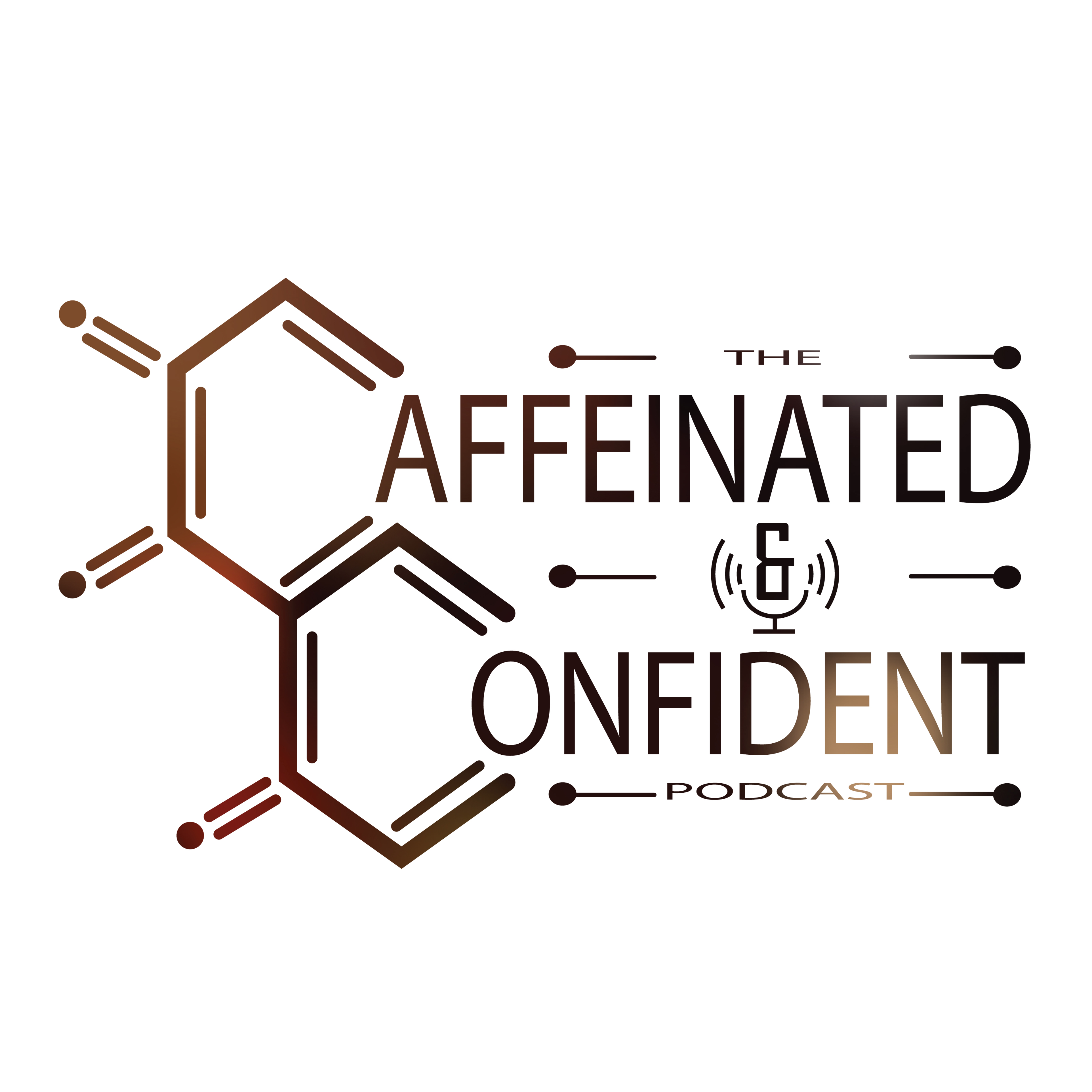 Caffeinated and Confident show art