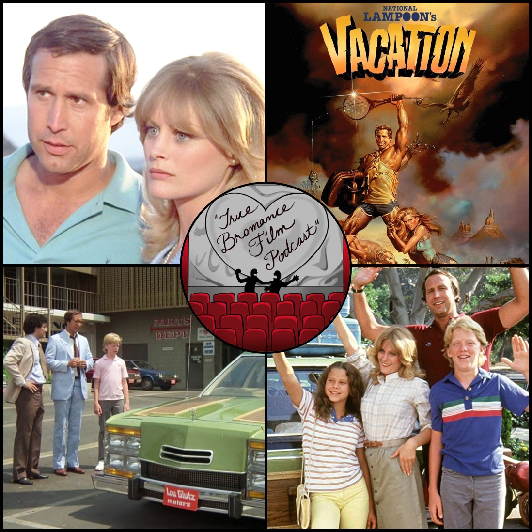 Artwork for National Lampoon's Vacation