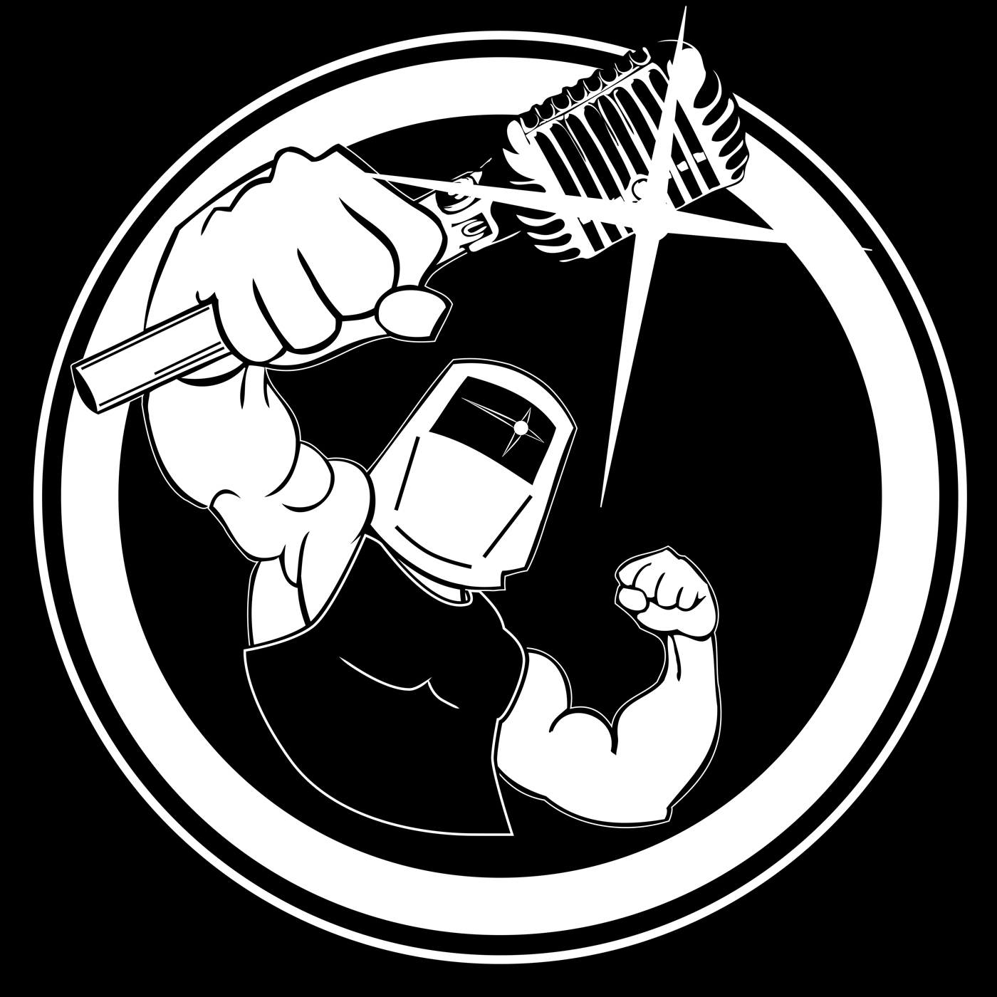 Artwork for Welding Tips and Tricks Podcast Episode 2 Weld Test