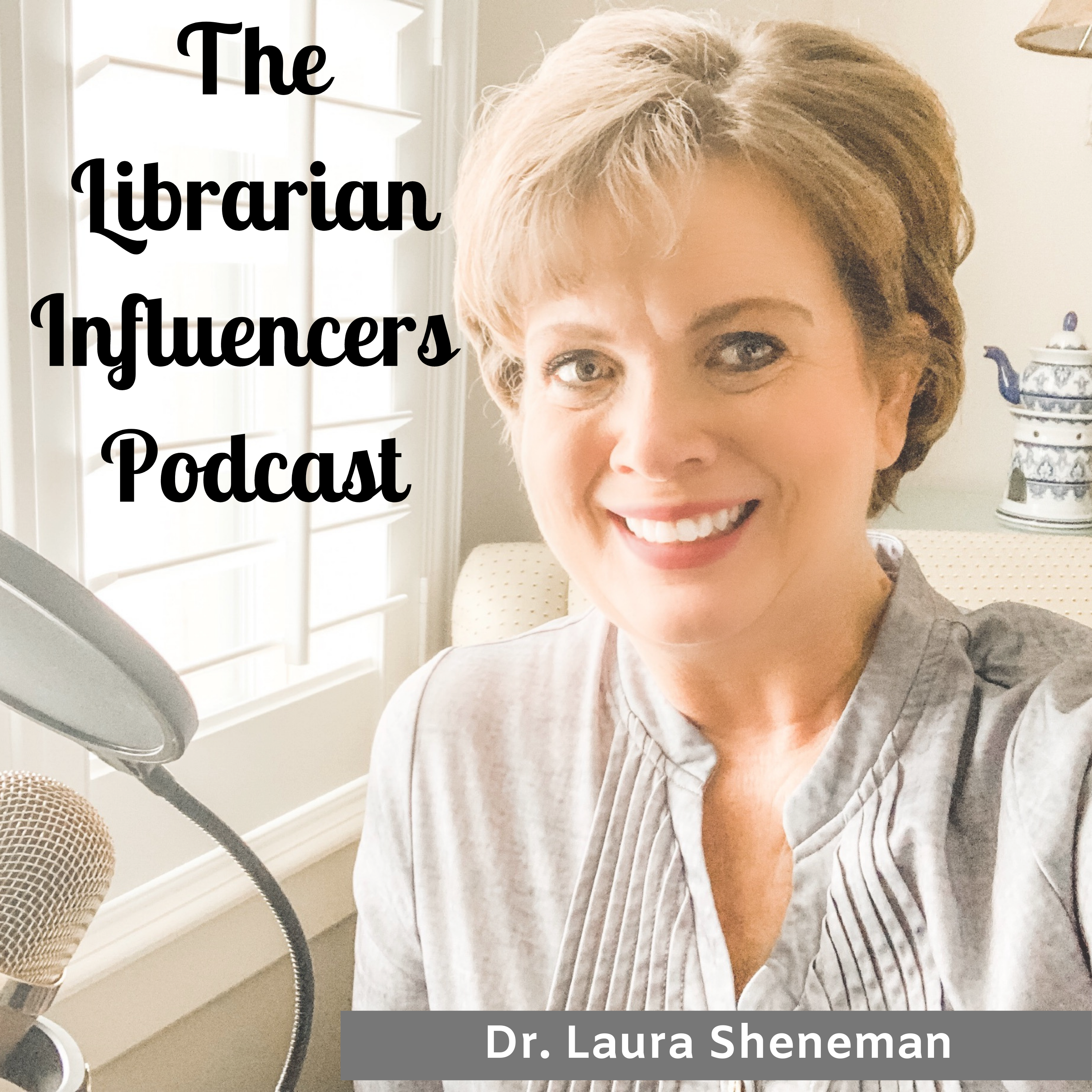Artwork for Welcome to the Librarian Influencers Podcast