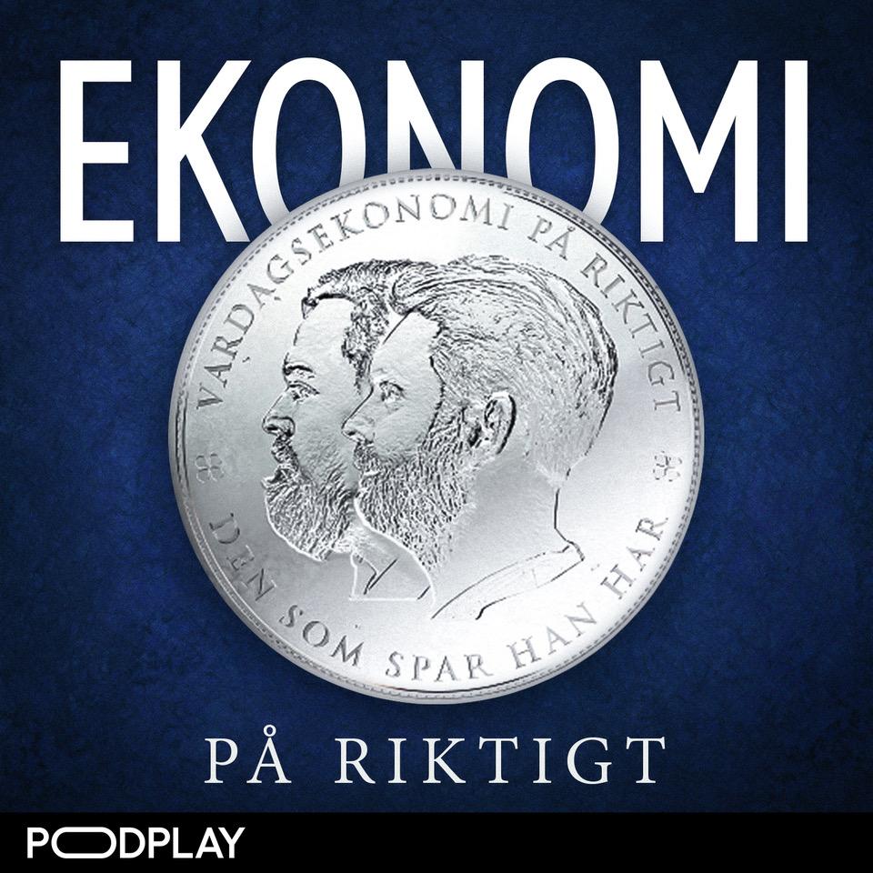 Ekonomi PÅ RIKTIGT med Charlie & Mathias show art