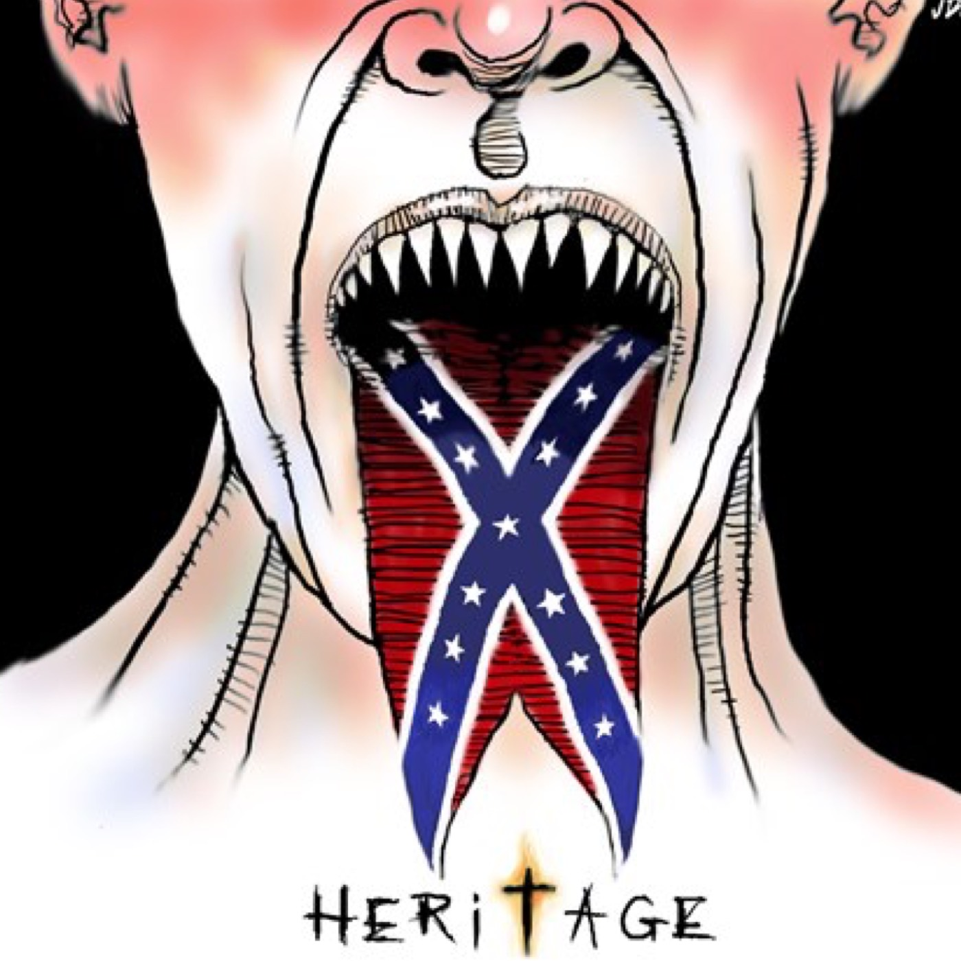 (2015/06/26) Heritage (Rachel Dolezal and the Charleston Shooting)