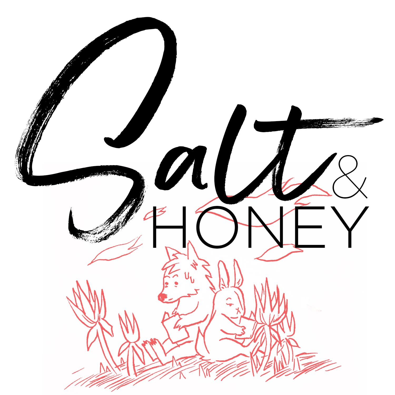 Artwork for Salt & Honey #73: On Earth We're Briefly Gorgeous by Ocean Vuong