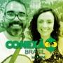 Artwork for Conexão Brasil km 1484 - Ligia Aguilhar em São Paulo-SP