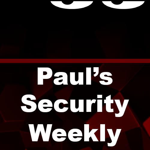 Paul's Security Weekly logo