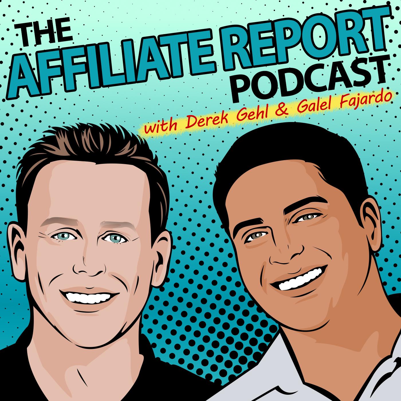 The Affiliate Report show art
