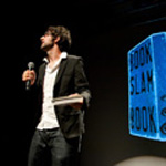 Book Slam Podcast 72 (including Simon Rich, Mark Watson and Sophia Thakur)