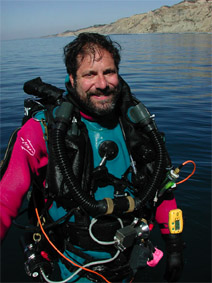 Rebreather Accident Analysis. Interview with Jeff Bozanic.