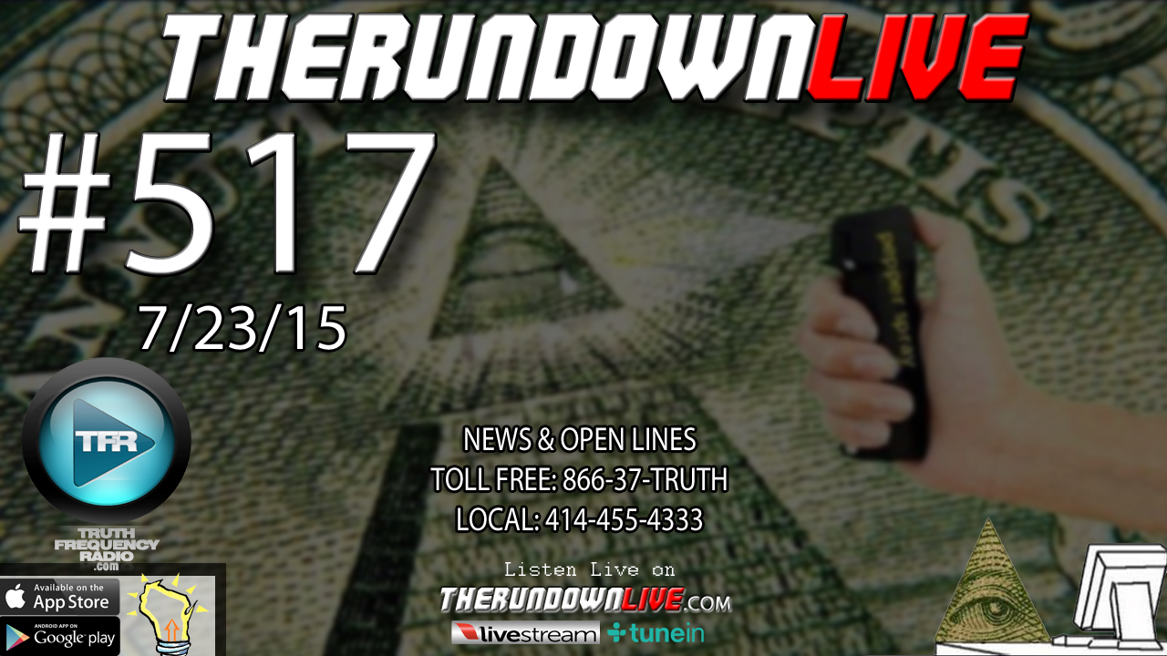 The Rundown Live #517 (Patriots Guarding the Guard,News,Camps)