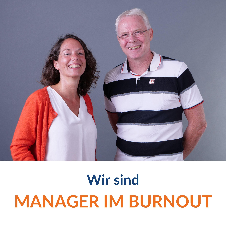 Manager im Burnout show art