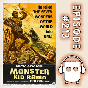 Monster Kid Radio #213 - Frankenstein Conquers the World with Tony Wendel
