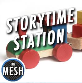 Storytime Station: Fancy Pants