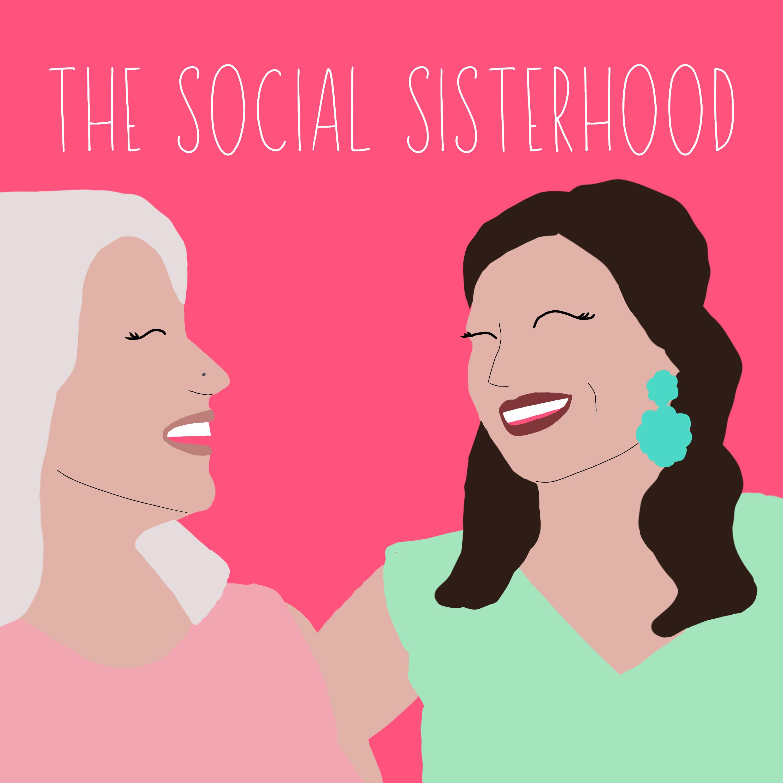 The Social Sisterhood show art