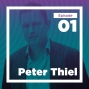 Artwork for Peter Thiel on Stagnation, Innovation, and What Not to Call your Company (Live at Mason)