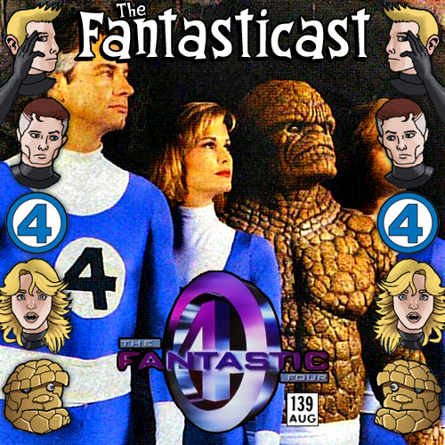 Episode 139: Fantastic Four (1994) Commentary