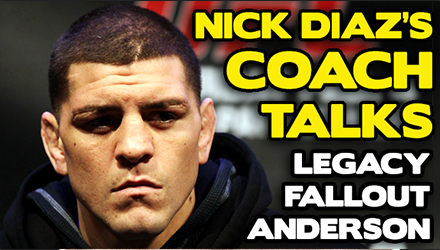 Submission Radio 8/2/15 Frank Shamrock, Thales Leites, Richard Perez + Nick Diaz & Anderson Silva's Legacies