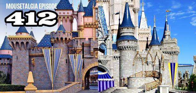 Mousetalgia Episode 412: Disneyland vs. WDW, D23 events